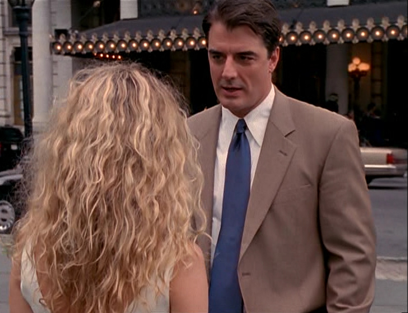 Carrie Bradshaw Month 2: Your girl is lovely, Hubbell