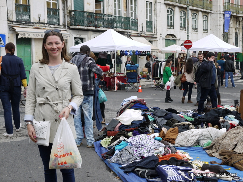 blog Charity Shop Chic - recyklácia oblečenia